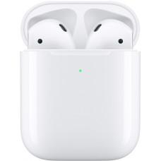 Apple AirPods 2 2019 с беспроводной зарядкой