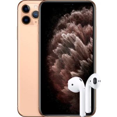 Apple iPhone 11 Pro 64Gb + AirPods 2 2019 (с беспроводной зарядкой чехла)