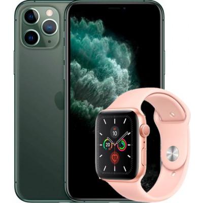 Apple iPhone 11 Pro 64Gb + Apple Watch S5 40mm Gold